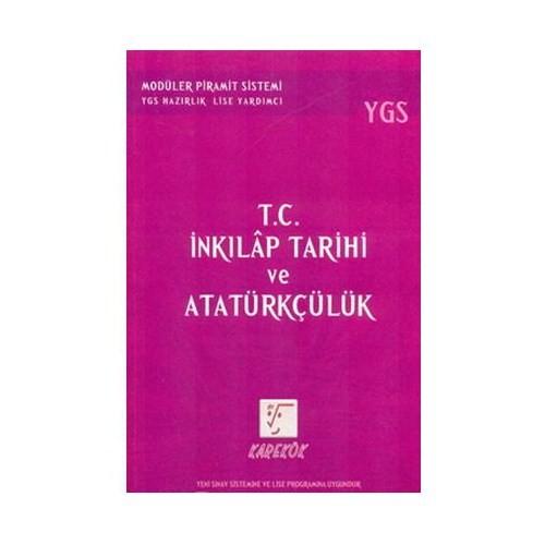 Karekök Ygs T.C. İnkılap Tarihi Ve Atatürkçülük Konu Anlatımlı