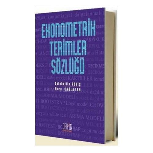 Ekonometrik Terimler Sözlüğü