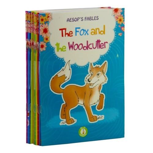 Aesop's Fables Seti (10 Kitap Takım) (4. ve 5. Sınıflar İçin)