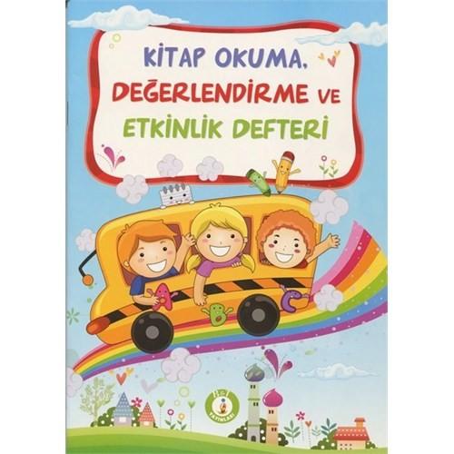 Kitap Okuma, Değerlendirme ve Etkinlik Kitabı (Küçük Boy)