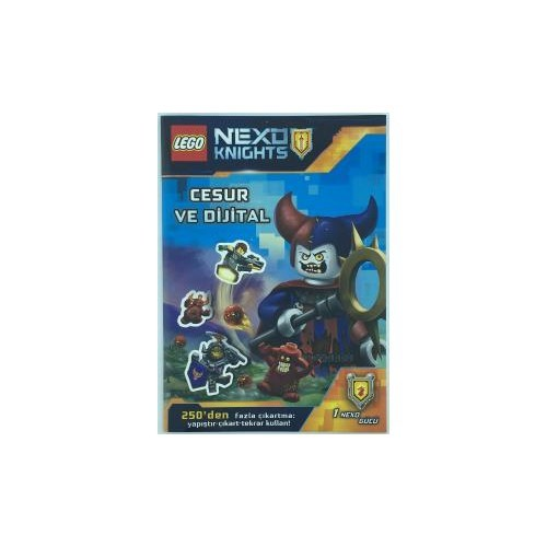 Lego Nexo Knights Cesur Ve Dijital-Kolektif