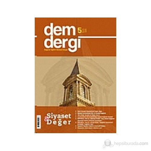 Dem Dergi Sayı: 5