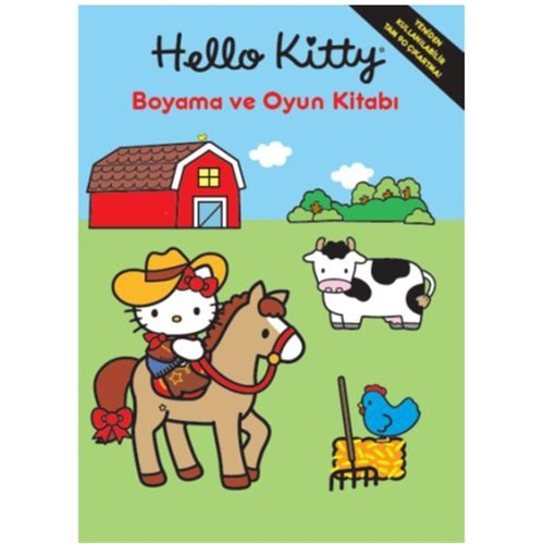 Hello Kitty Boyama Oyunlary Resim Cizmek