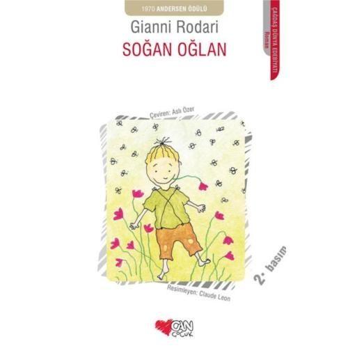 Soğan Oğlan-Gianni Rodari