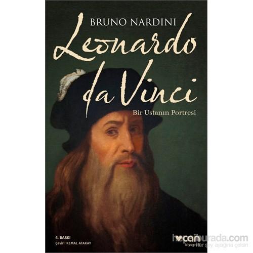 Leonardo Da Vinci - Bir Ustanın Portresi - Bruno Nardini