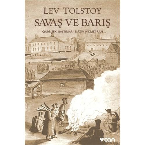 Savaş Ve Barış - Lev Nikolayeviç Tolstoy