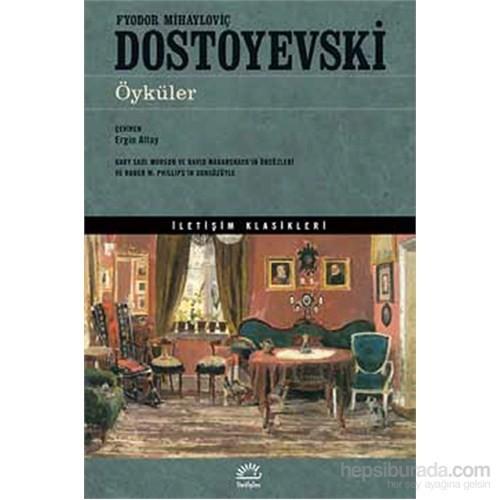 Öyküler-Fyodor Mihayloviç Dostoyevski