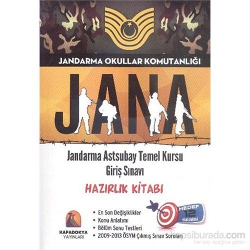 Kapadokya Jana Hazırlık Kitabı-Kolektif