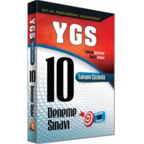 Kapadokya Ygs Tamamı Çözümlü 10 Deneme
