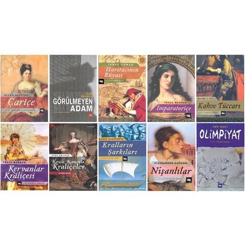 Tarihsel Romanlar - (10 Kitap Set)