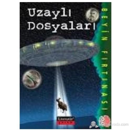 Uzaylı Dosyaları-Paul Mcevoy