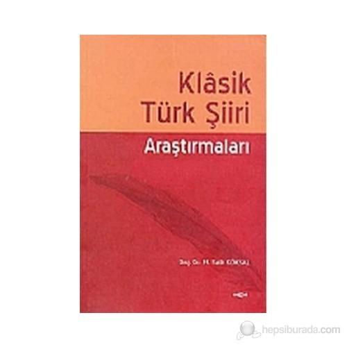 Klasik Türk Şiiri Araştırmaları-M. Fatih Köksal