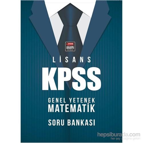 Fem Akademi Kpss G.Yetenek Matematik Soru Bankasi / Lisans