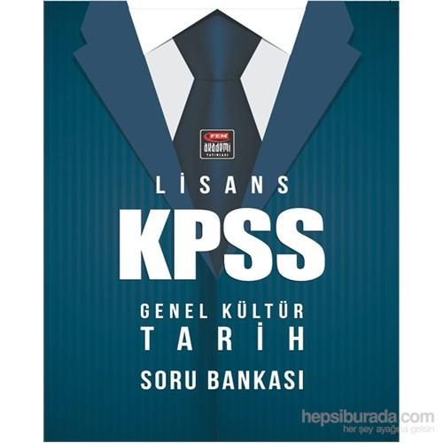 Fem Akademi Kpss G.Kültür Tarih Soru Bankasi / Lisans