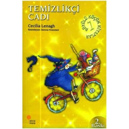 Büyülü Küçük Kitaplar-1: Temizlikçi Cadı - Cecilia Lenagh