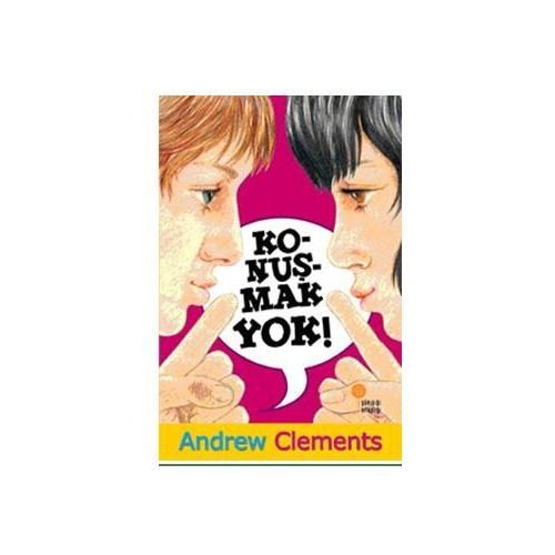 Konuşmak Yok - Andrew Clements
