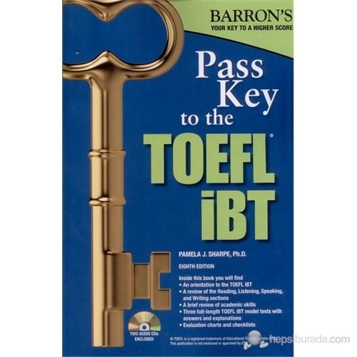 TOEFL IBT PASS KEY TO THE