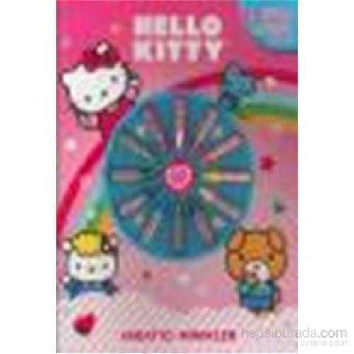Disney Yaratıcı Minikler Hello Kitty