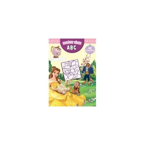 Disney Prenses Faaliyet Kitabı Abc