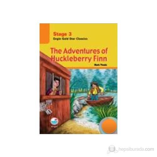 The Adventures Of Huckleberry Finn (Stage 3) Cd'Siz-Mark Twain