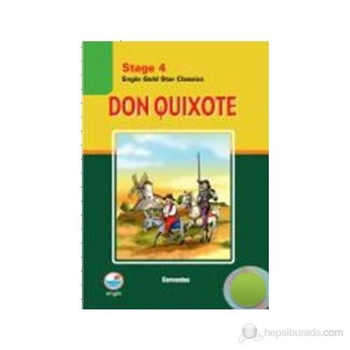 Don Quıxote (Stage 4) Cd'Siz-Cervantes