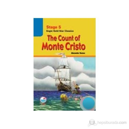The Count Of Monte Cristo (Stage 5) Cd'Siz-Alexandre Dumas