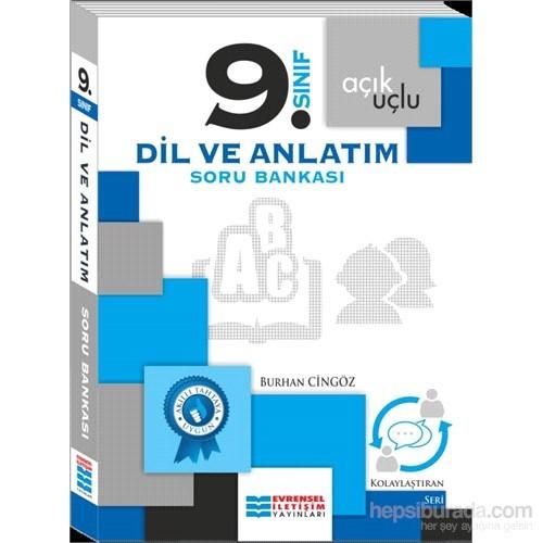 Evrensel İletişim 9. Sınıf Dil ve Anlatım Soru Bankası
