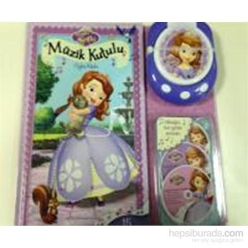 Disney Prenses Sofıa Müzik Kutulu Öykü Kitabı-Kolektif