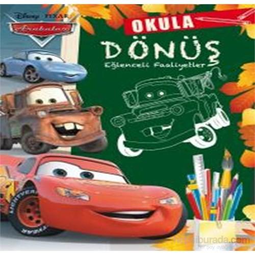Disney Arabalar Okula Dönüş