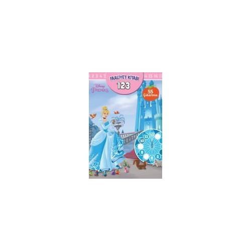 Disney Prenses Faaliyet Kitabı 123