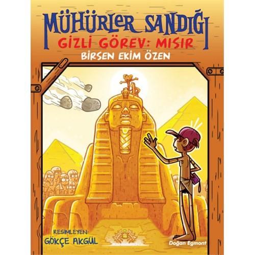 Mühürler Sandığı 2: Gizli Görev Mısır