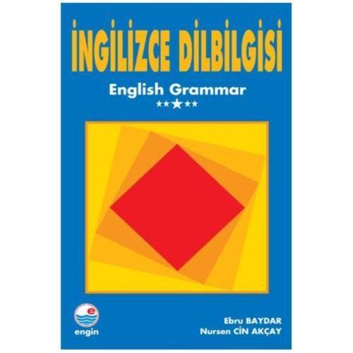 Engin Yayınları İngilizce Dilbilgisi - English Grammar