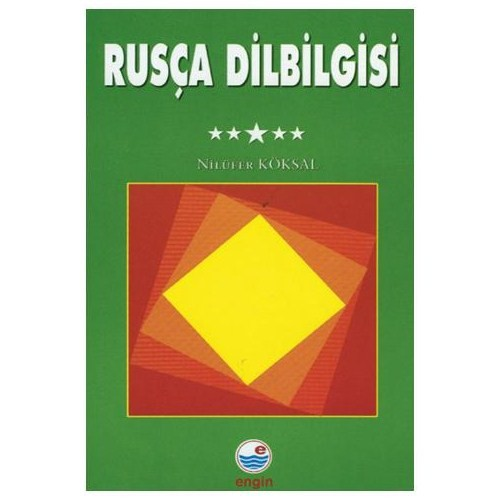 Engin Yayınları Rusça Dilbilgisi