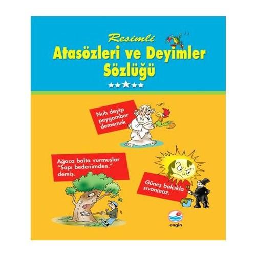 Engin Yayınları Resimli Atasözleri Ve Deyimler Sözlüğü