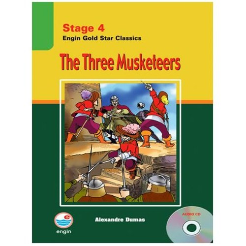 The Three Musketeers (stage 4) (cd İlaveli)