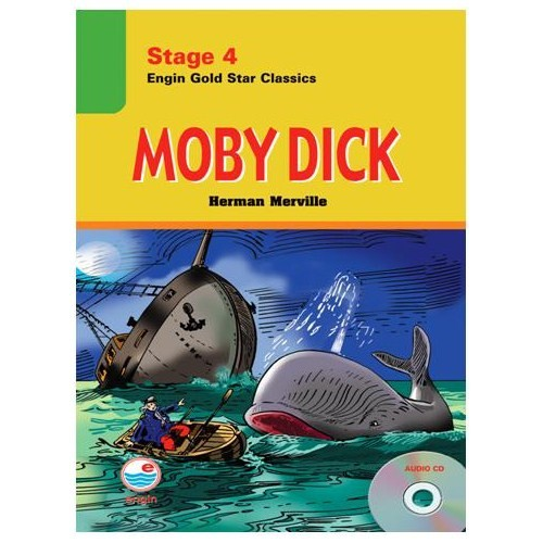 Moby Dick (stage 4) (cd İlaveli)