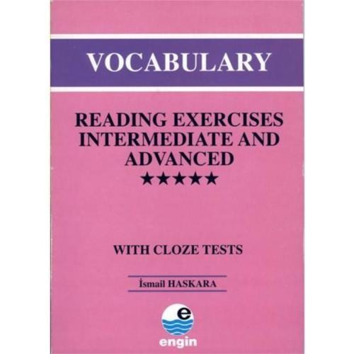 Vocabulary - Reading Exercises Intermedıa And Advanced