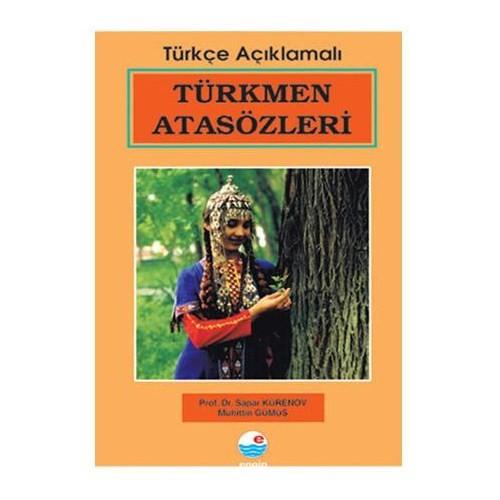 Engin Yayınları Türkçe Açıklamalı Türkmen Atasözleri