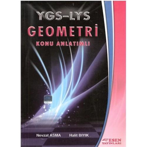 Esen Ygs-Lys Geometri Konu Anlatımlı - Halit Bıyık