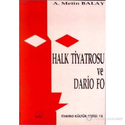 Halk Tiyatrosu Ve Dario Fo