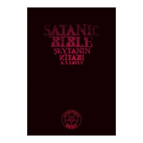 Satanic Bible – Şeytanın Kitabı