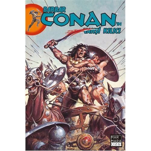 Barbar Conan' In Vahşi Kılıcı (Sayı 15)