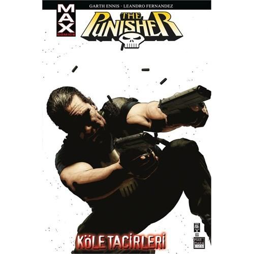 Punisher Max Cilt 5: Köle Tacirleri