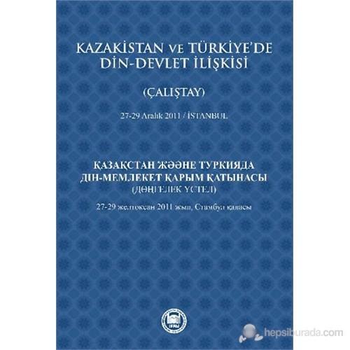 Kazakistan ve Türkiyede Din Devlet İlişkisi Çalıştay