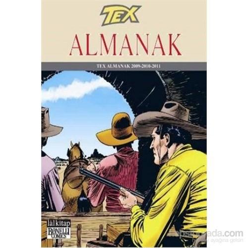 Tex Almanak 2009-2010-2011-Claudio Nizzi
