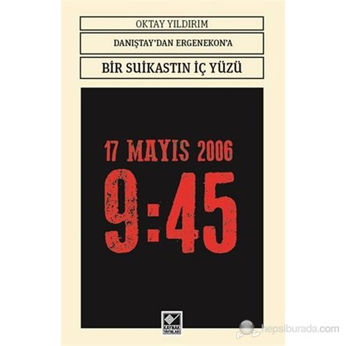 Danıştay'dan Ergenekon'a Bir Suikastın İç Yüzü