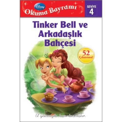 Okuma Bayramı Seviye 4 Tinker Bell Ve Arkadaşlık Bahçesi