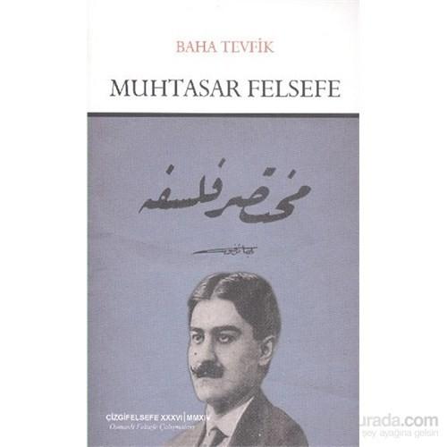 Muhtasar Felsefe Osmanlı Felsefe Çalışmaları