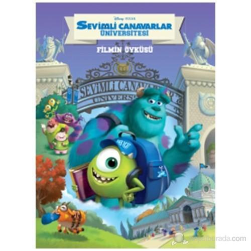 Sevimli Canavar Üniversitesi - Filmin Öyküsü-Kolektif