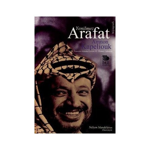 Yenilmez Arafat-Amnon Kapeliouk